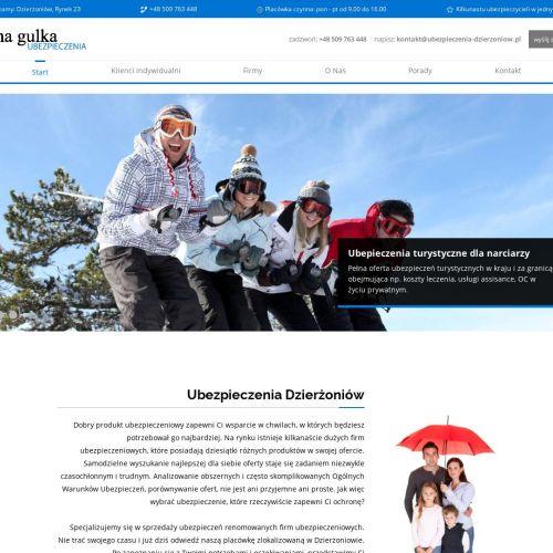 Ubezpieczenie turystyczne w Dzierżoniowie