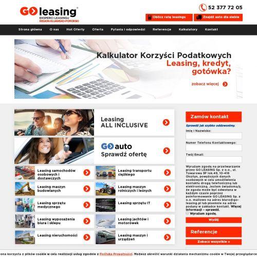 Auto leasing - Bydgoszcz