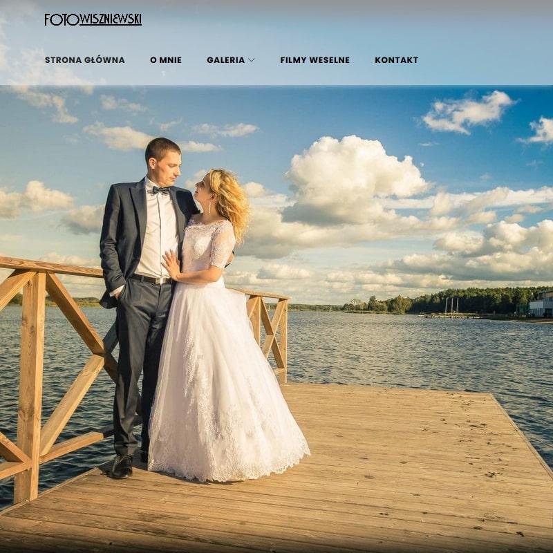 Fotograf ślubny podlasie oferta w Siedlcach