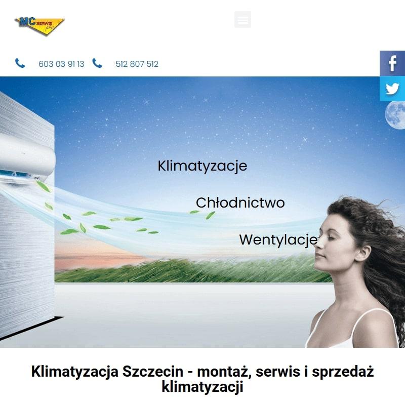 Montaż klimatyzacji - Goleniów