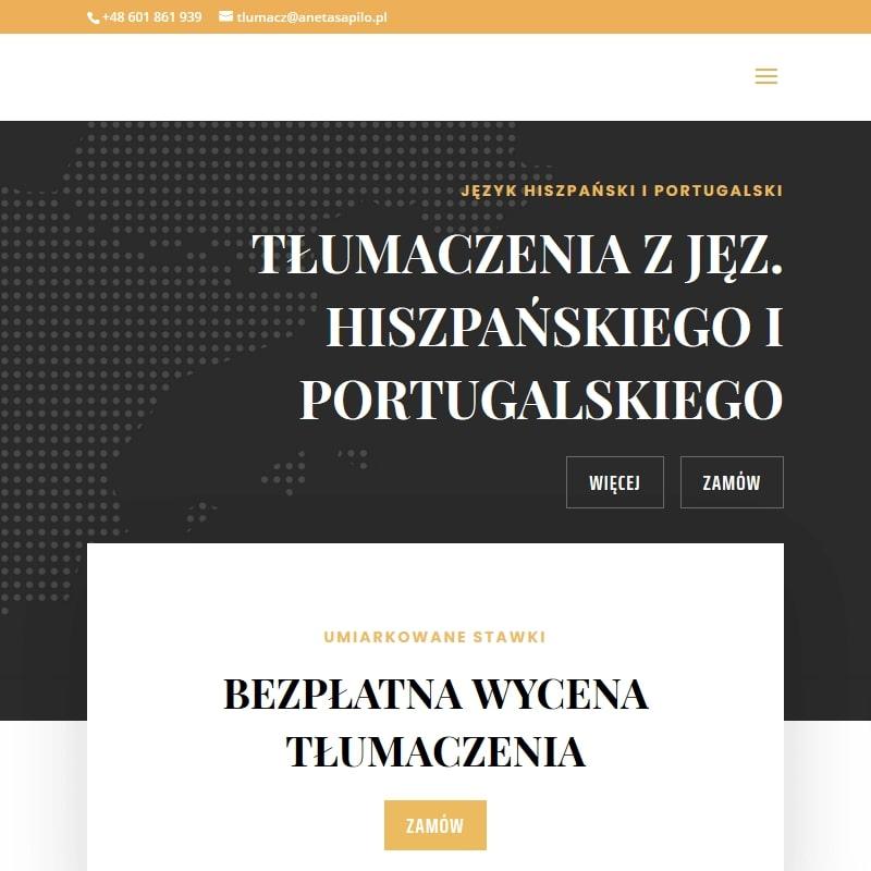 Warszawa - tłumaczenia biznesowe portugalski