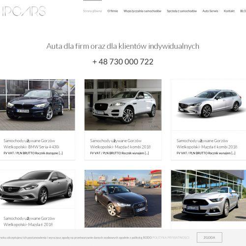 Wynajem auta gorzów - Gorzów Wielkopolski
