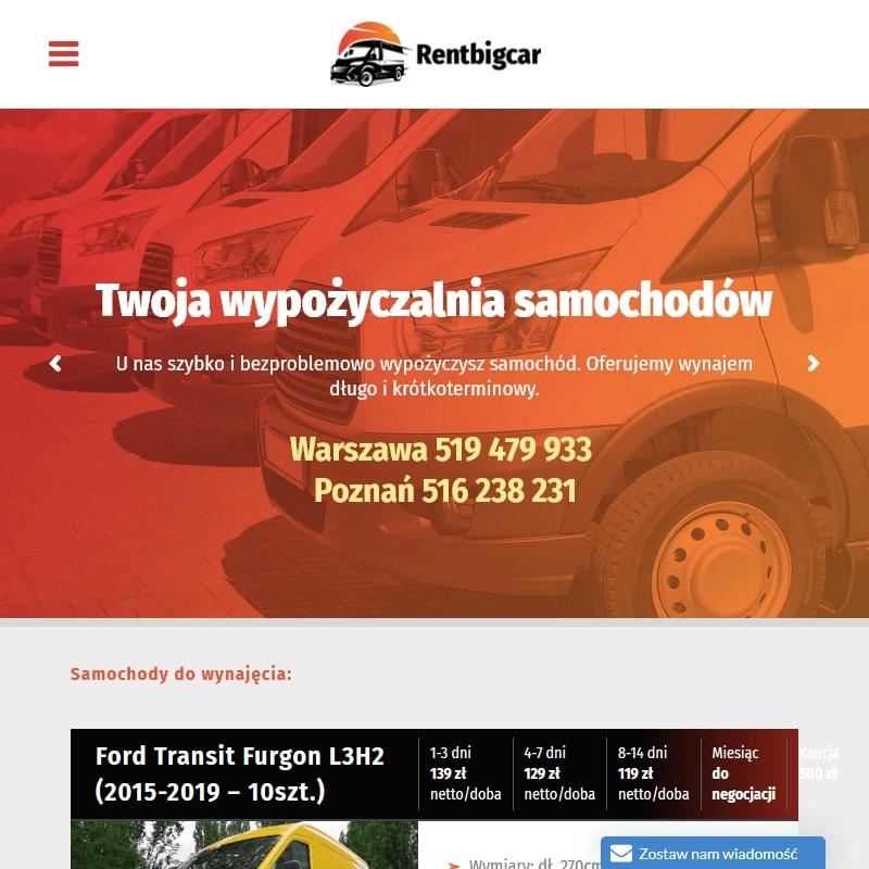 Wynajem busów śrem w Poznaniu