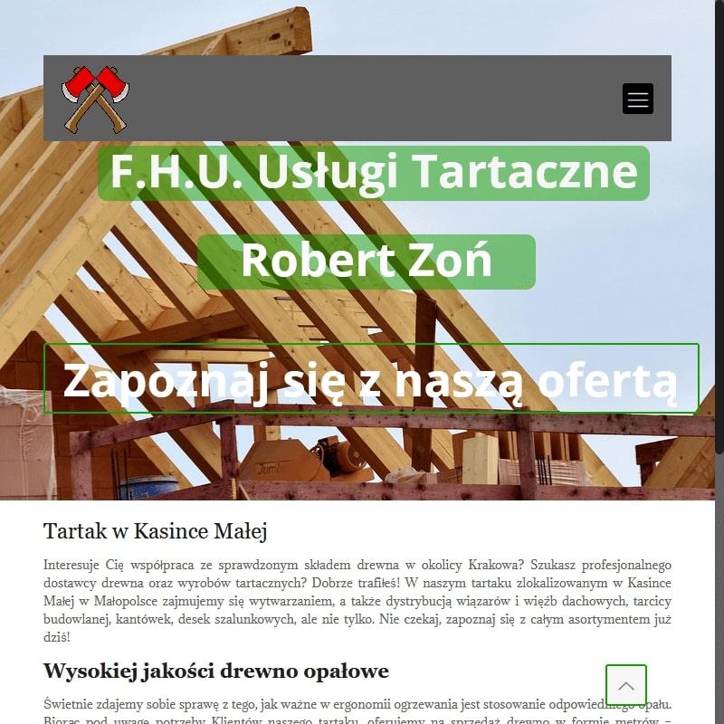 Drewno konstrukcyjne Kraków