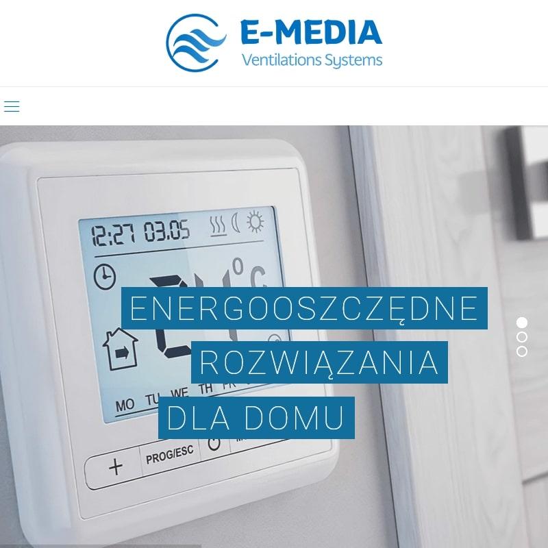 Wentylacja mechaniczna nawiewno-wywiewna w Gliwicach