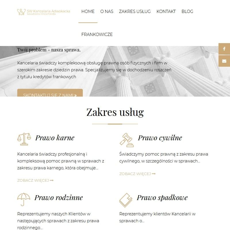 Kielce - kredyty frankowe adwokat
