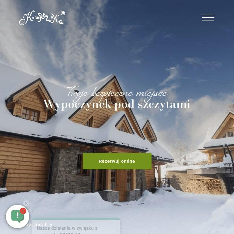 Hotel w Szczyrku