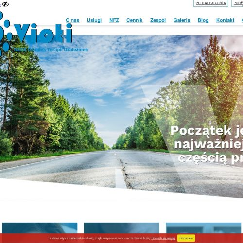 Ośrodek leczenia uzależnień nfz Warszawa