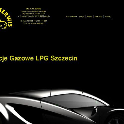Gazownik - Szczecin