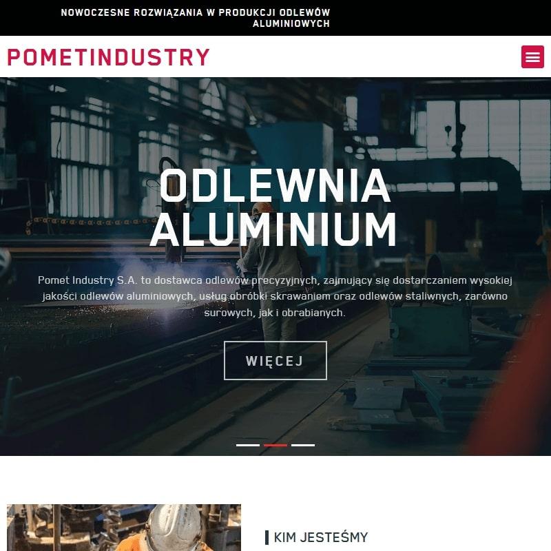 Odlewnie aluminium - Poznań