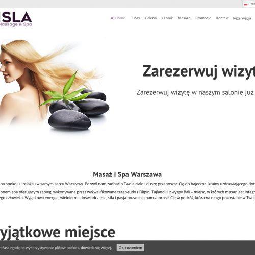 Warszawa - masaż warszawa centrum