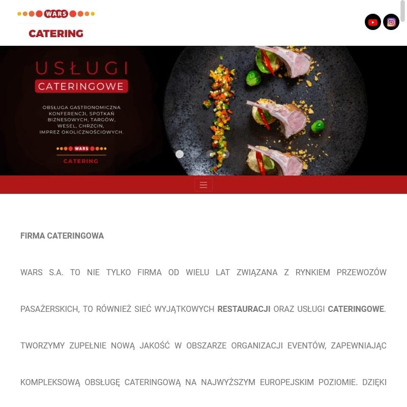 Zdrowy catering w Warszawie