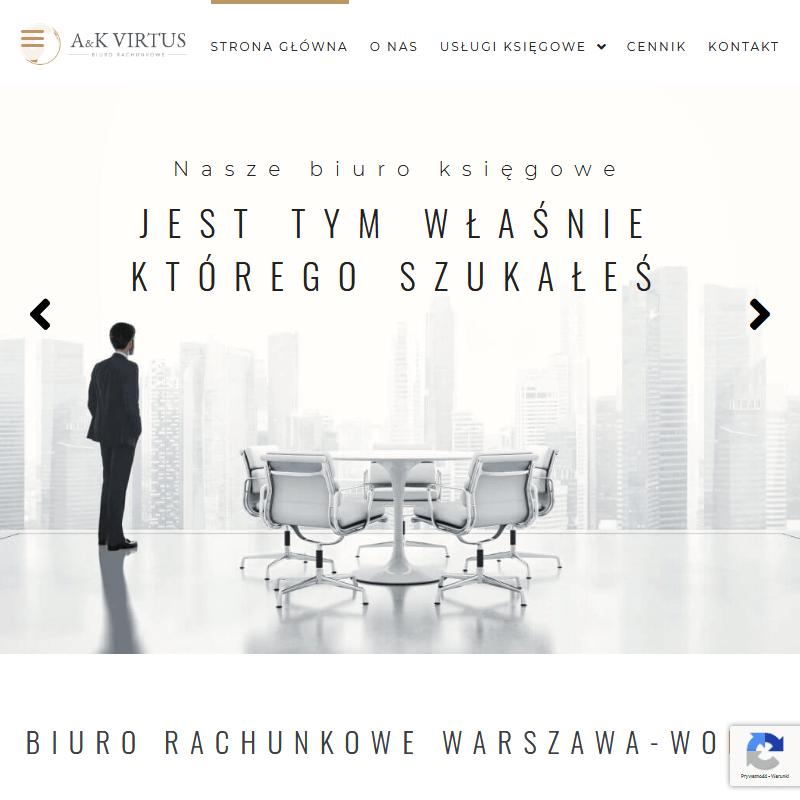 Biuro rachunkowe cennik warszawa wola - Warszawa