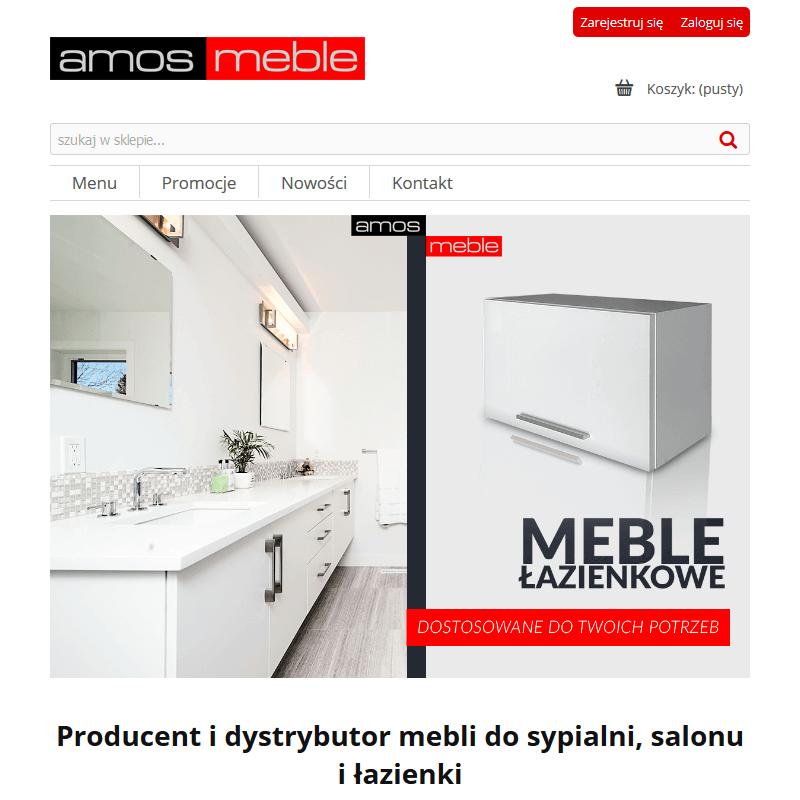 Meble łazienkowe - Wrocław
