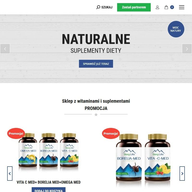 Naturalna witamina c 1000