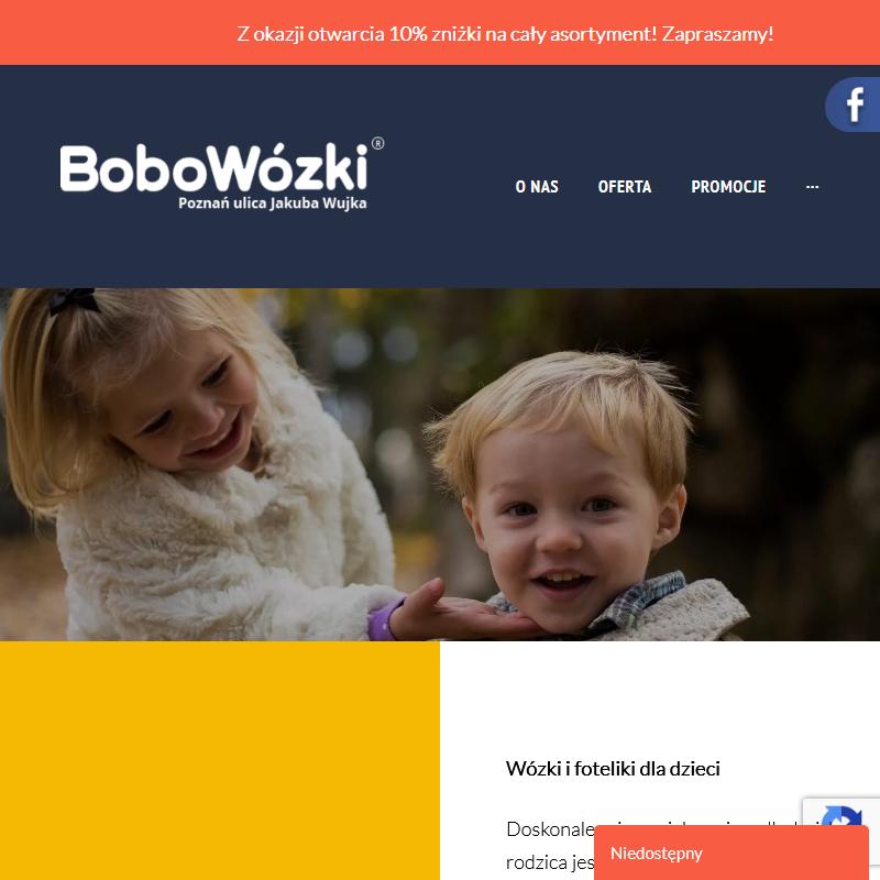 Poznań - wózek głęboki