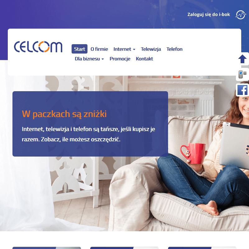 Łącze internetowe - Chełmno