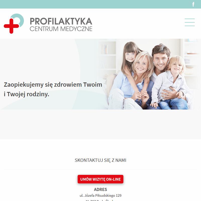 Klinika stomatologiczna - Ruda śląska