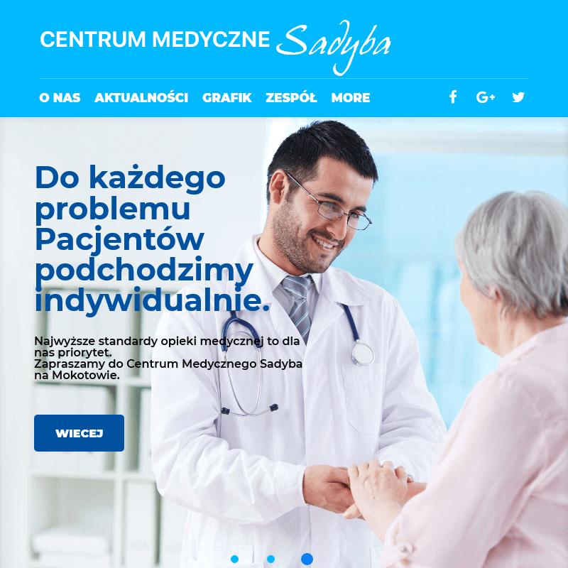 Warszawa - opieka zdrowotna