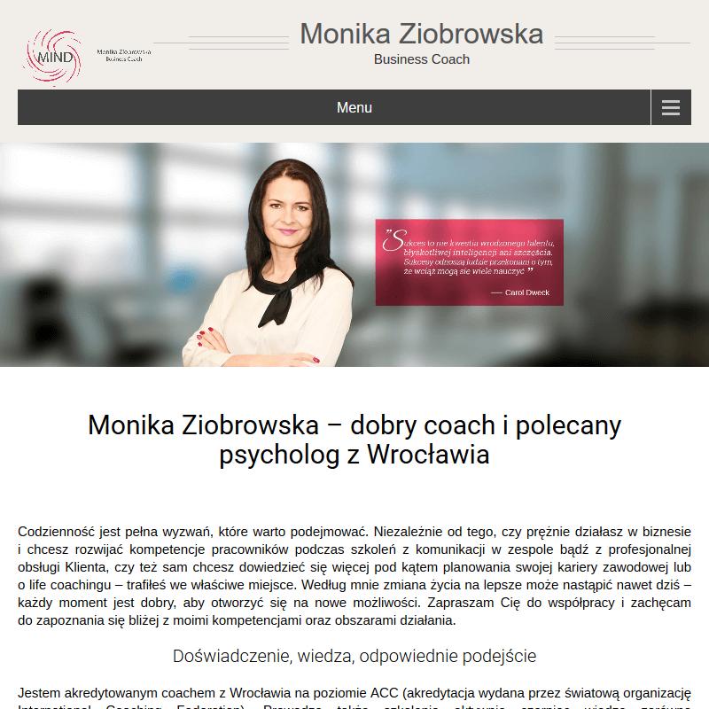 Coaching zawodowy w Wrocławiu