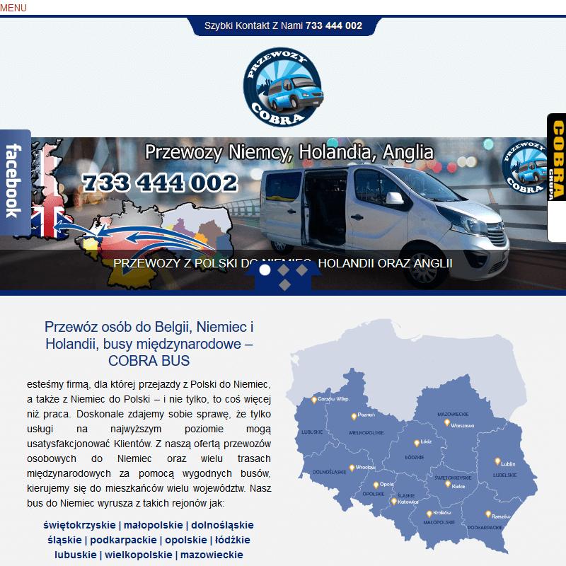Wrocław - busy do holandii śląsk
