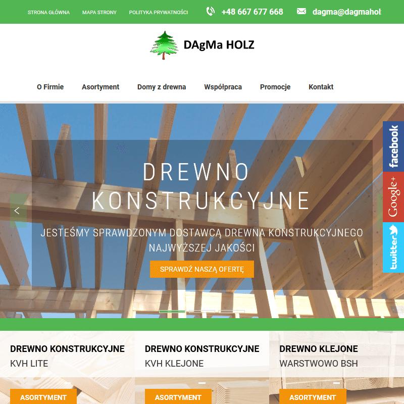 Drewno profilowane - Warszawa