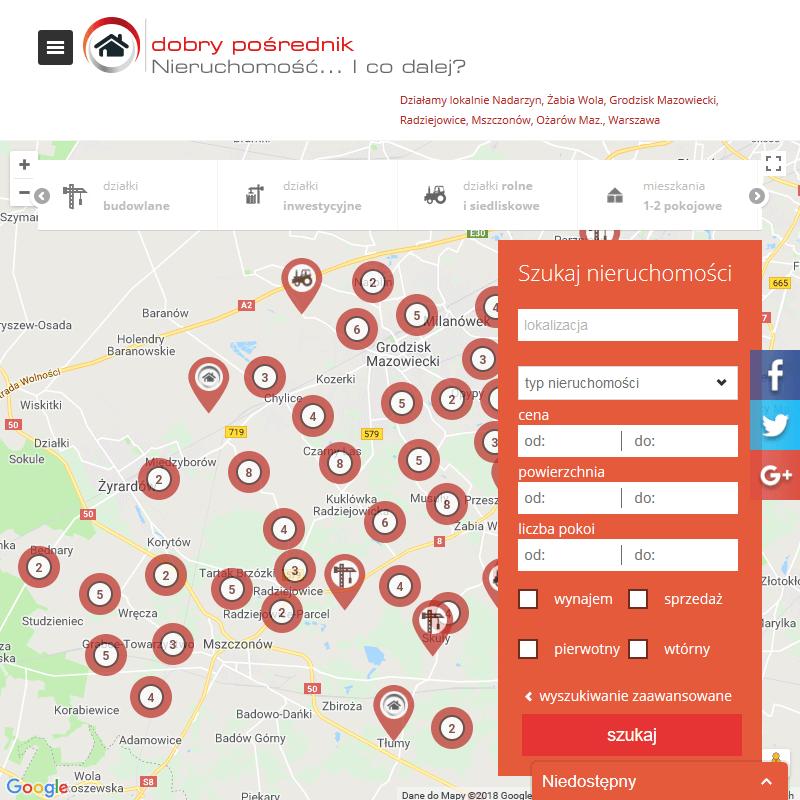 Ziemia na sprzedaż radziejowice - Warszawa