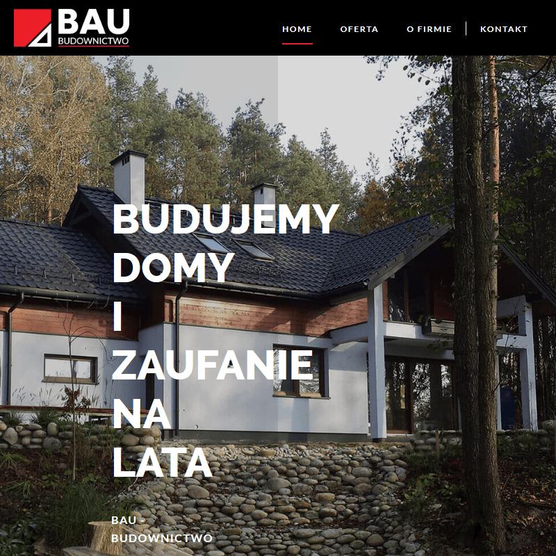 Warszawa - budowa domu od podstaw