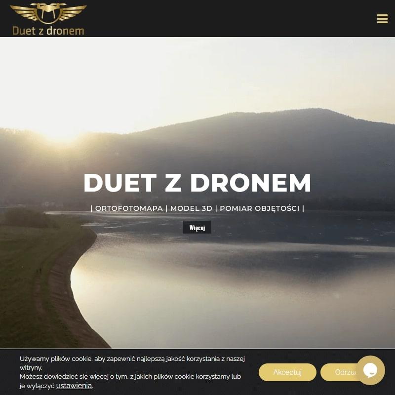 Drony rekreacyjne w Bielsku-Białej