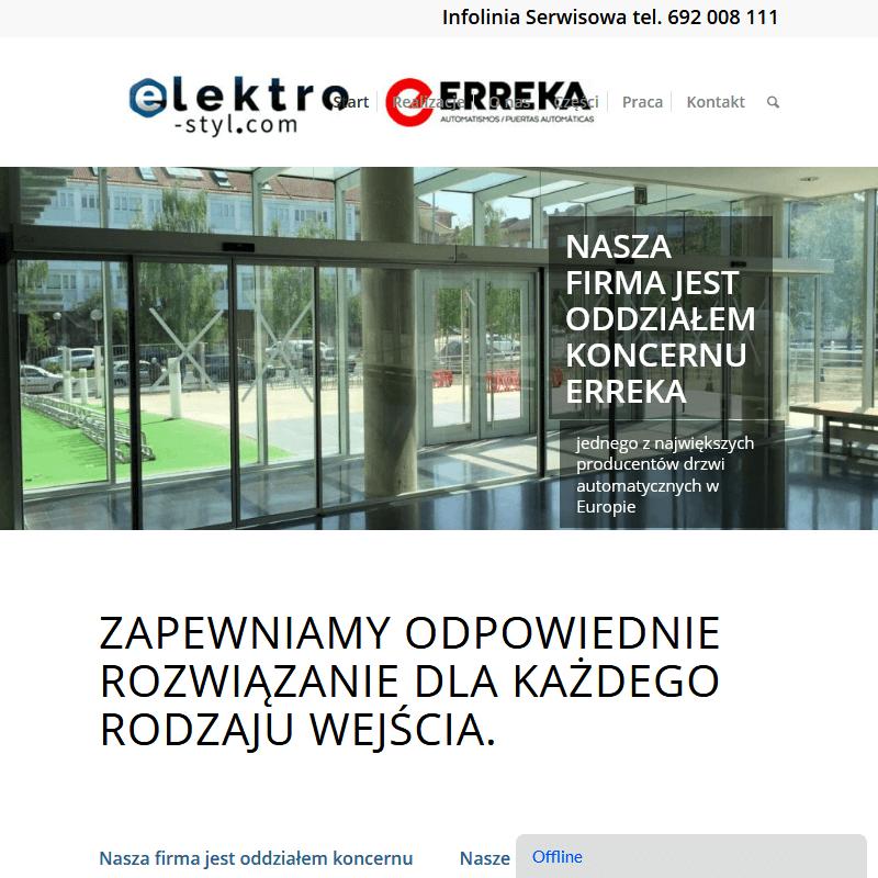 Naprawa bram - Warszawa