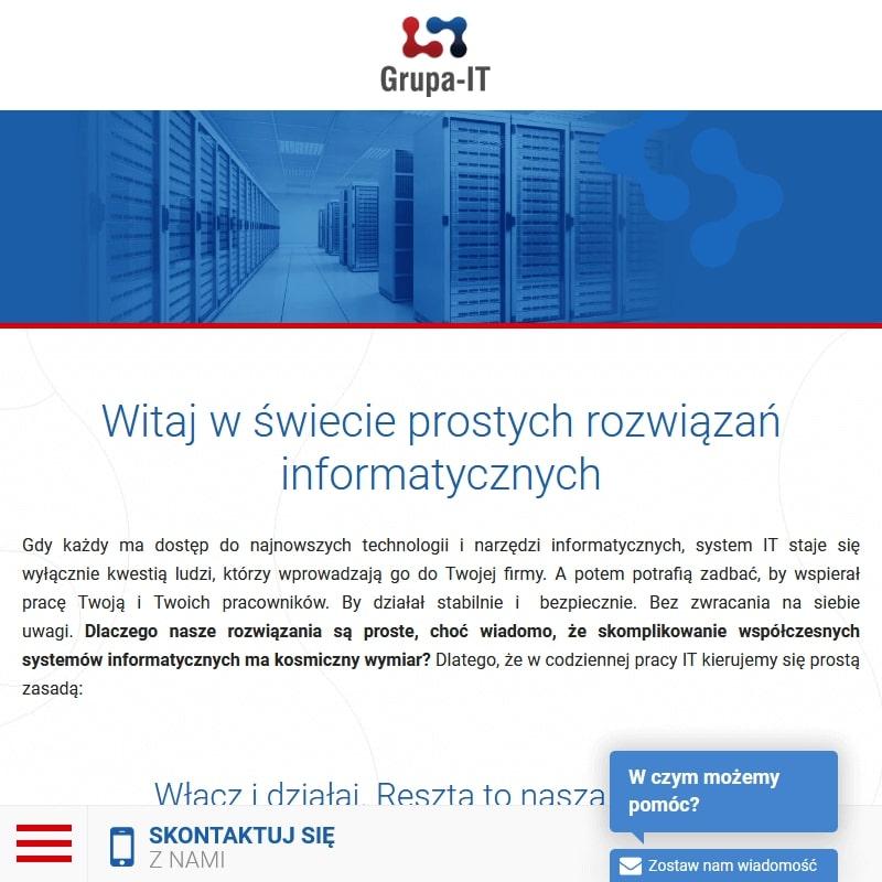 Kompleksowa obsługa informatyczna w Warszawie