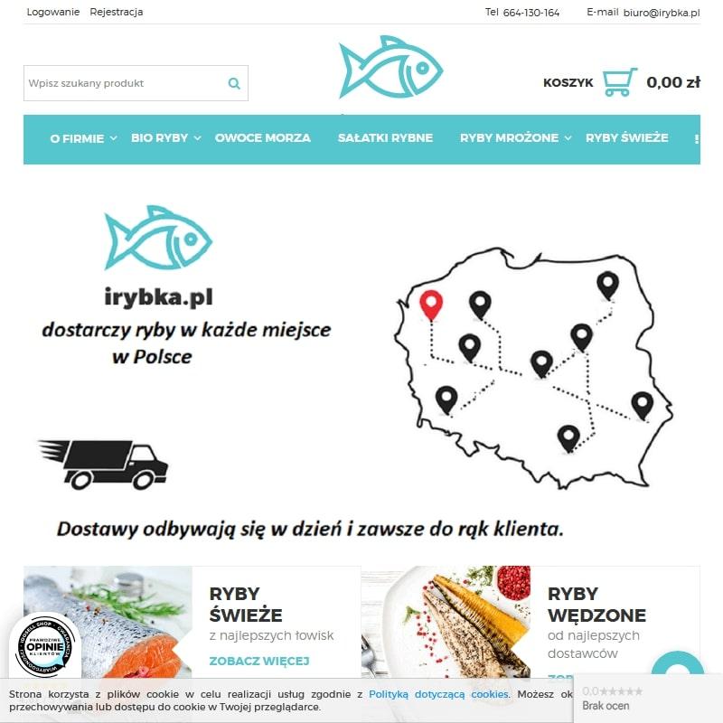 Sklep rybny online
