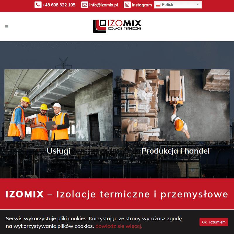 Gdańsk - izolacje rurociągów przemysłowych