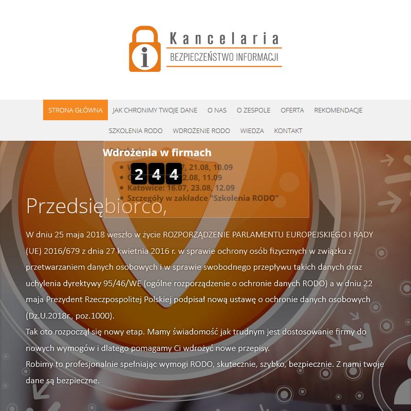 Dokumentacja ochrony danych osobowych w Wrocławiu