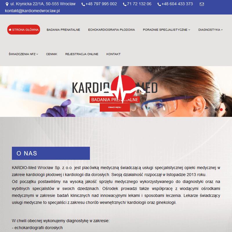 Echokardiografia płodu - Wrocław