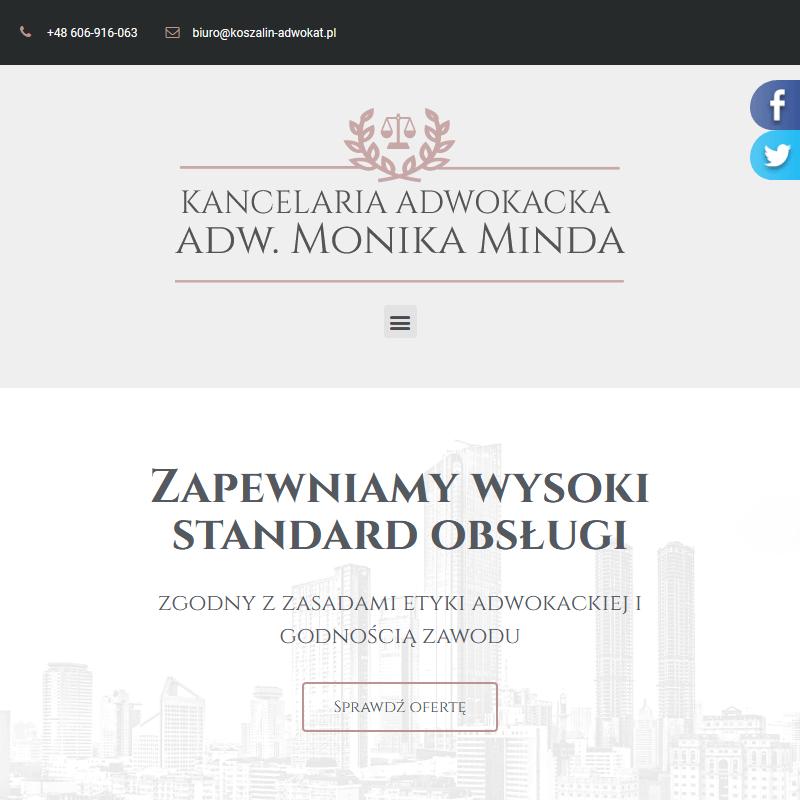 Skuteczny adwokat - Koszalin