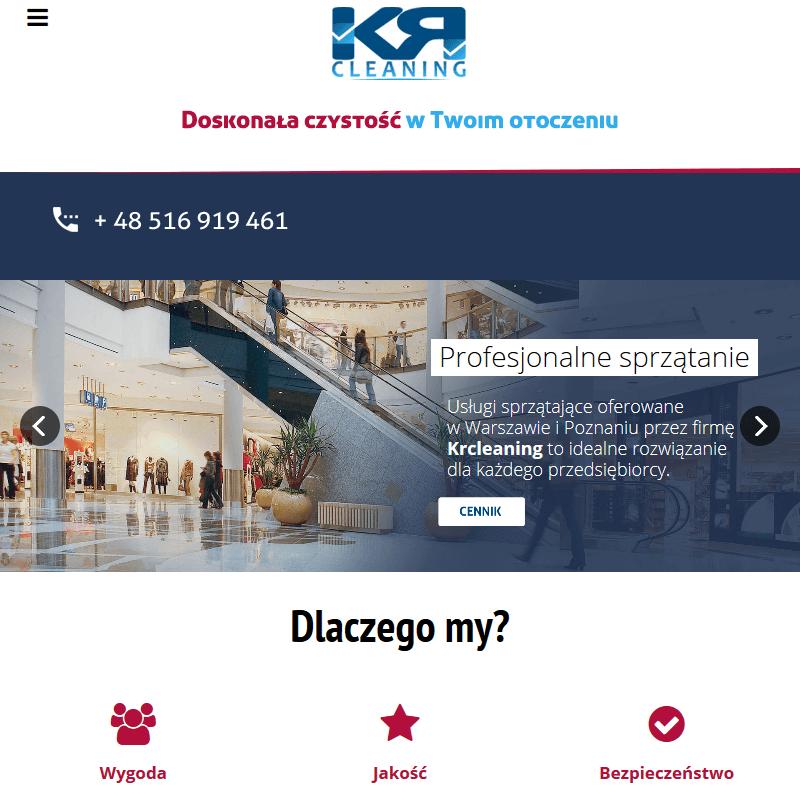 Profesjonalne usługi sprzątania biur - Poznań