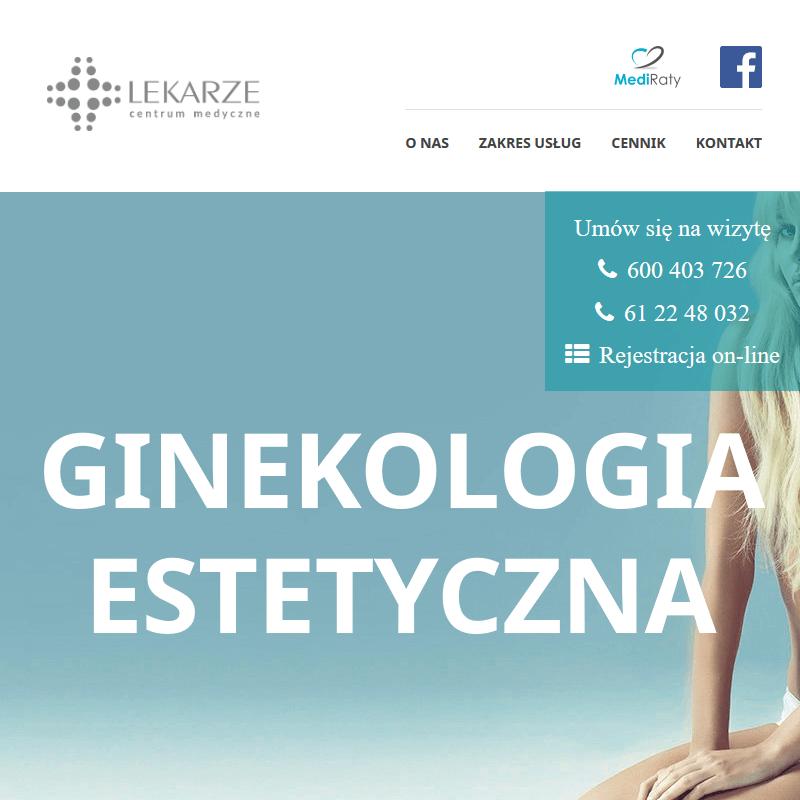 Laserowe zmniejszanie pochwy w Poznaniu