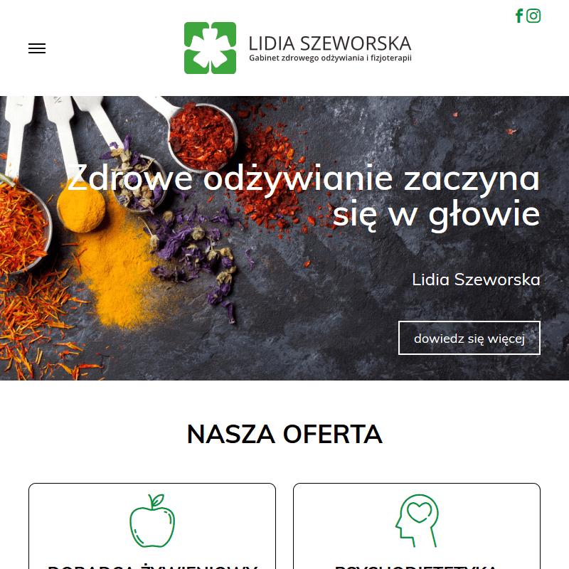 Gabinet psychodietetyczny - Warszawa