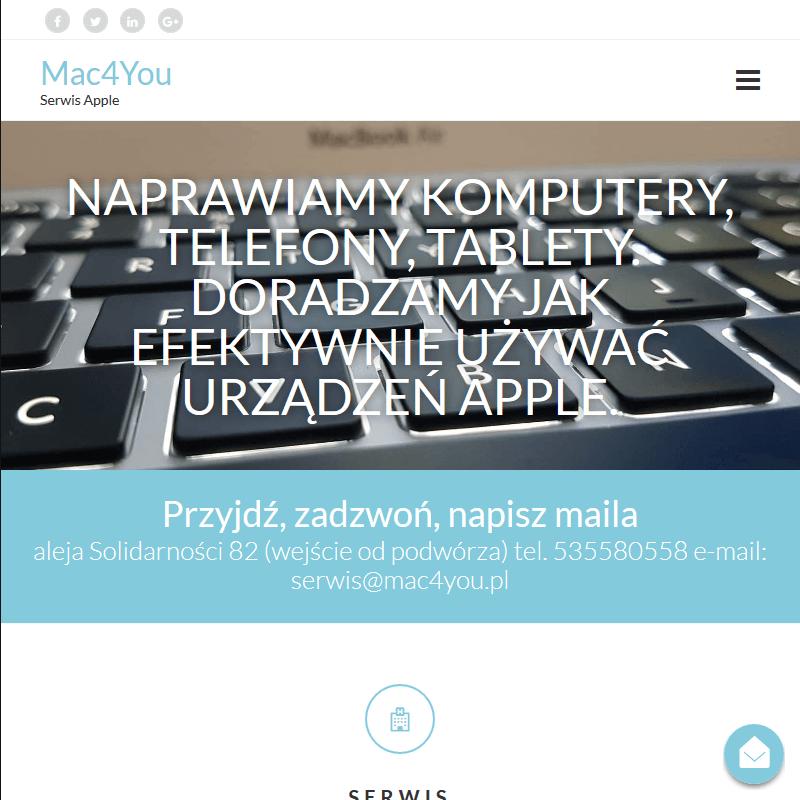 Naprawa macbook warszawa żoliborz w Warszawie
