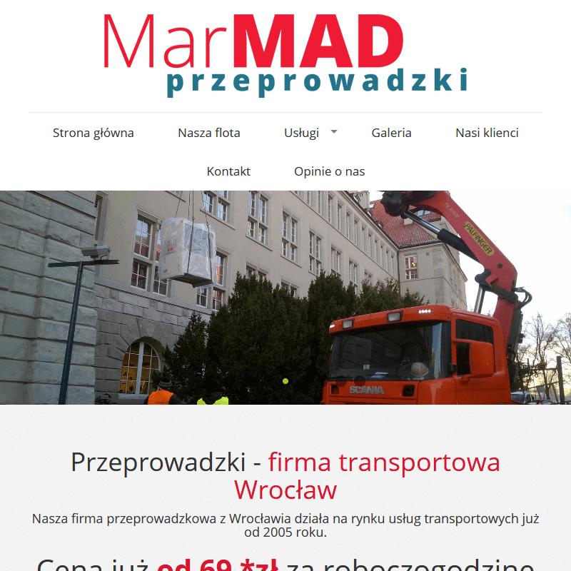 Transport sprzętu agd Wrocław