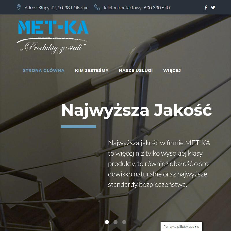 Balustrady Olsztyn