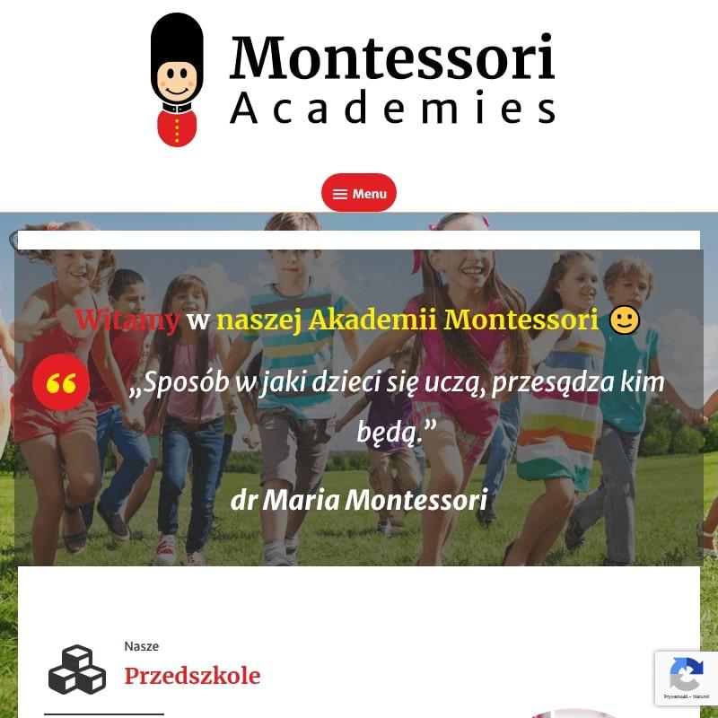 Szkoła podstawowa montessori Warszawa