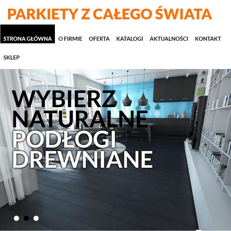 Parkiet dębowy Katowice