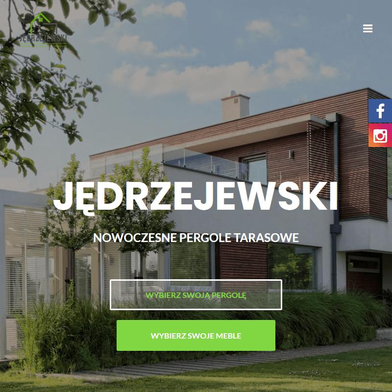 Drewniane meble na taras wielkopolska - Poznań