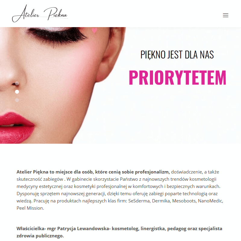 Mielec - lift usuwanie makijażu permanentnego