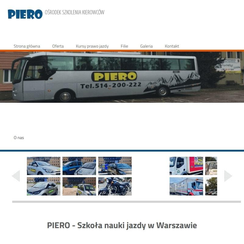 Prawo jazdy na motor - Warszawa