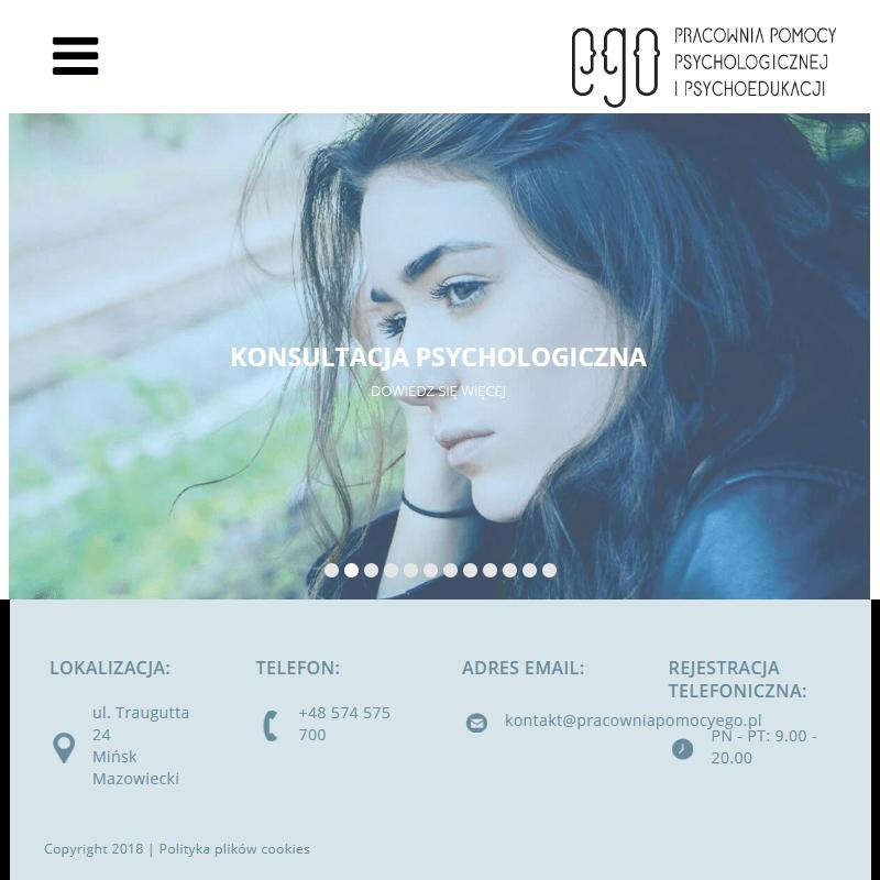 Mińsk Mazowiecki - rehabilitacja dzieci