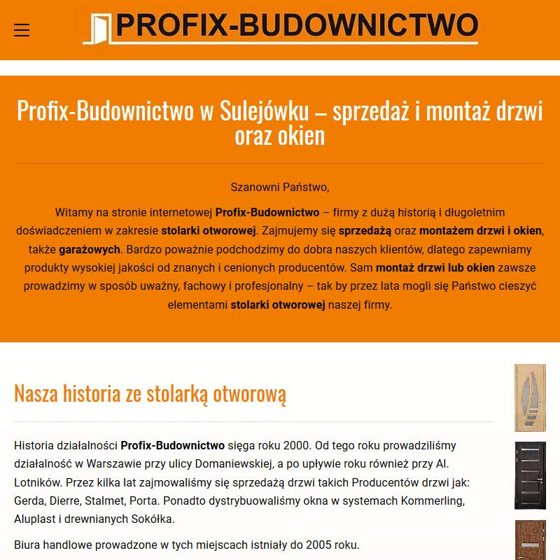 Drzwi antywłamaniowe w Warszawie