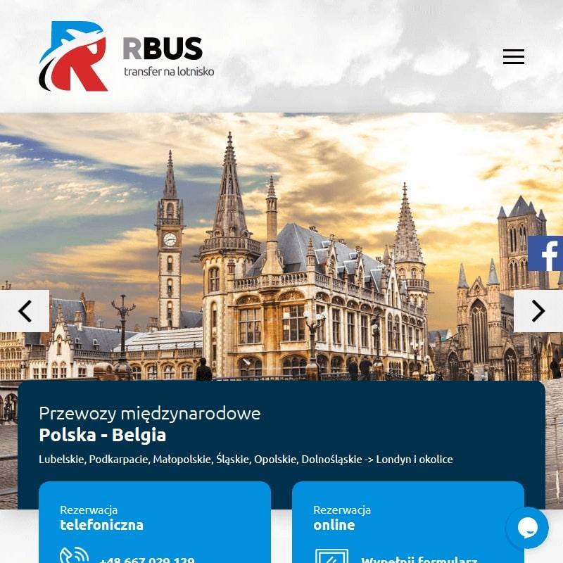 Rzeszów - busy do polski z londynu